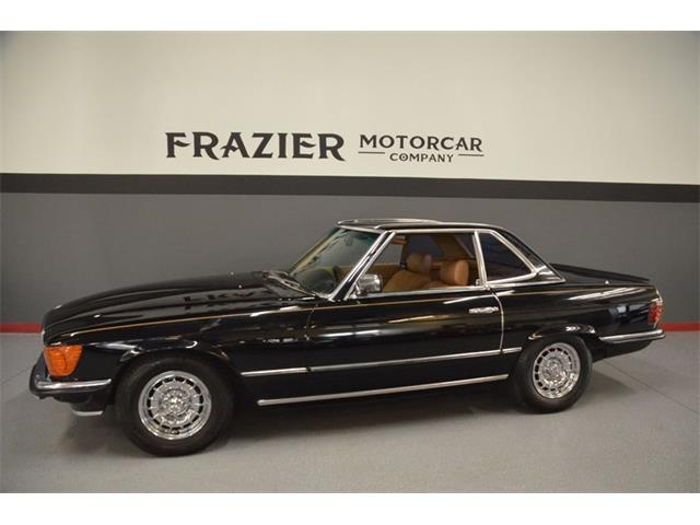 1984 Mercedes-Benz 500SL (CC-1529807) for sale in Lebanon, Tennessee