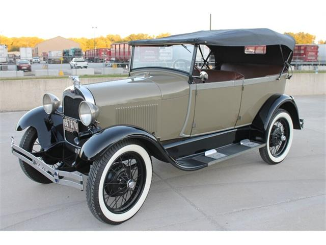 1928 Ford Model A (CC-1529814) for sale in Fort Wayne, Indiana
