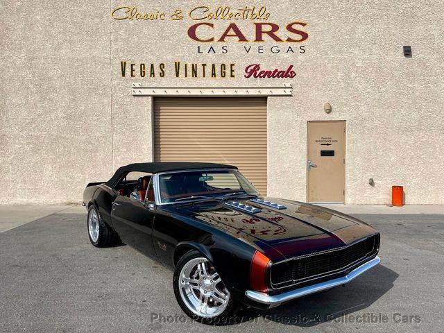 1967 Chevrolet Camaro (CC-1529822) for sale in Las Vegas, Nevada