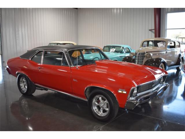 1972 Chevrolet Nova (CC-1529824) for sale in Cadillac, Michigan