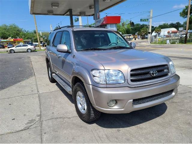 2001 Toyota Sequoia (CC-1529827) for sale in Cadillac, Michigan