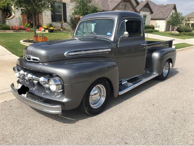 1951 Ford F1 (CC-1529828) for sale in Cadillac, Michigan