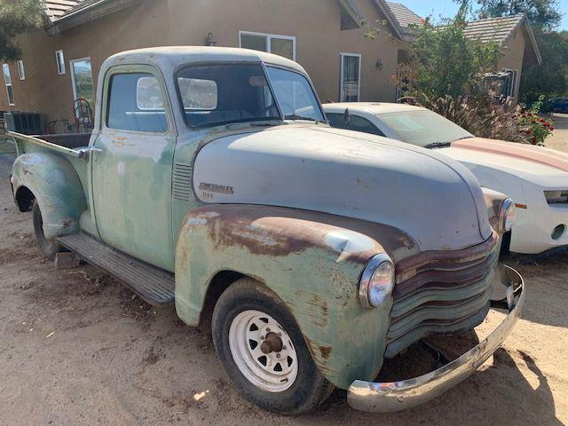 1949 Chevrolet Pickup (CC-1529831) for sale in Cadillac, Michigan