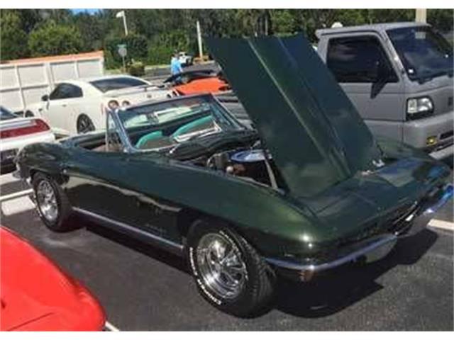 1967 Chevrolet Corvette (CC-1529834) for sale in Cadillac, Michigan