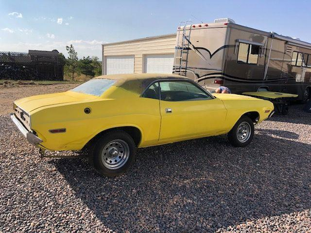 1971 Dodge Challenger (CC-1529838) for sale in Cadillac, Michigan