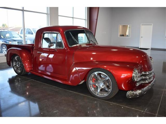 1952 Chevrolet 3100 (CC-1529840) for sale in Cadillac, Michigan