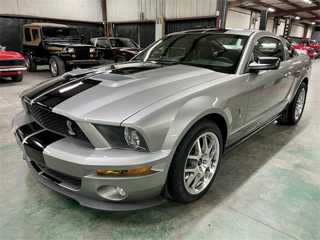 2008 Shelby GT500 (CC-1529849) for sale in Sherman, Texas