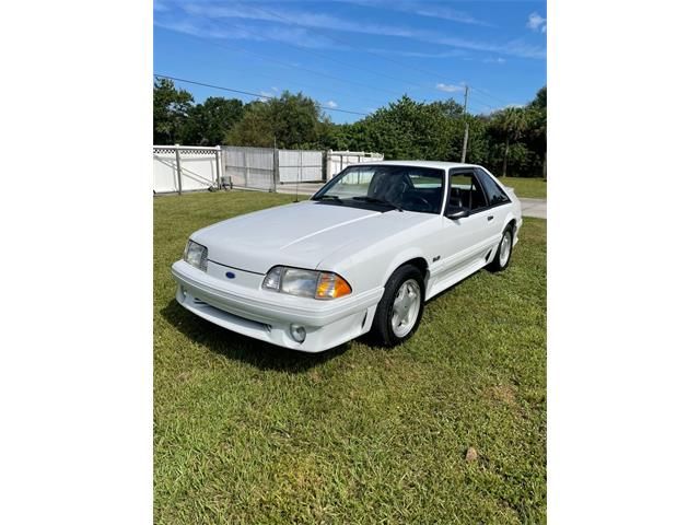 1991 Ford Mustang (CC-1529852) for sale in Punta Gorda, Florida