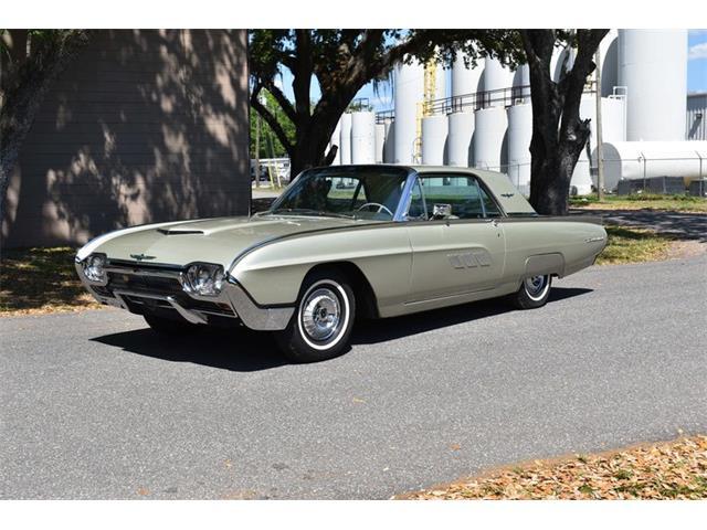 1963 Ford Thunderbird (CC-1529854) for sale in Punta Gorda, Florida
