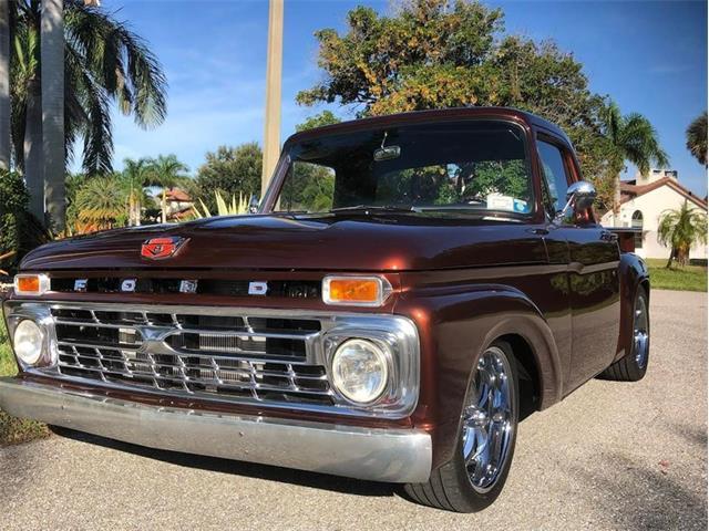 1966 Ford F100 (CC-1529855) for sale in Punta Gorda, Florida