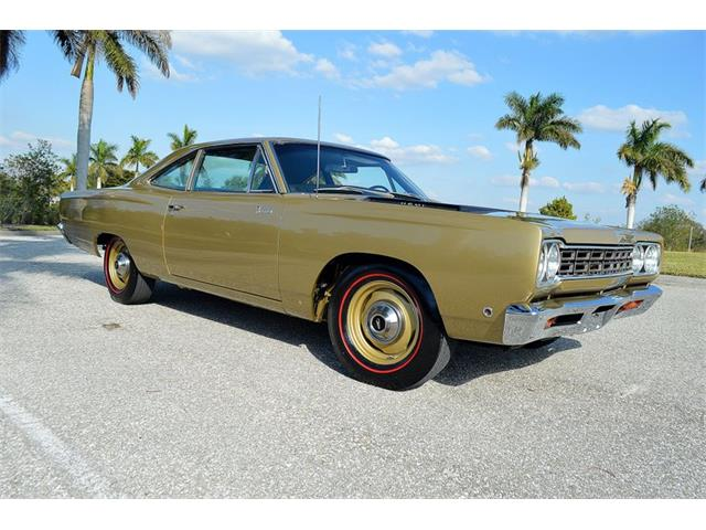 1968 Plymouth Road Runner (CC-1529860) for sale in Punta Gorda, Florida