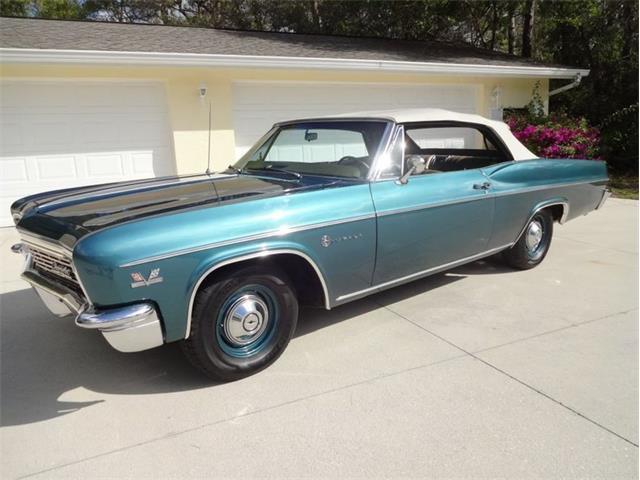 1966 Chevrolet Impala (CC-1529869) for sale in Punta Gorda, Florida