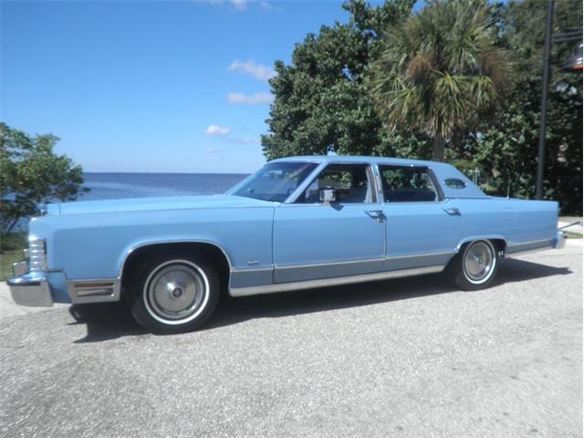 1978 Lincoln Continental (CC-1529880) for sale in Punta Gorda, Florida