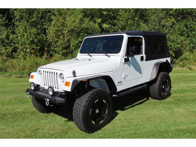 2004 Jeep Wrangler (CC-1529881) for sale in Punta Gorda, Florida