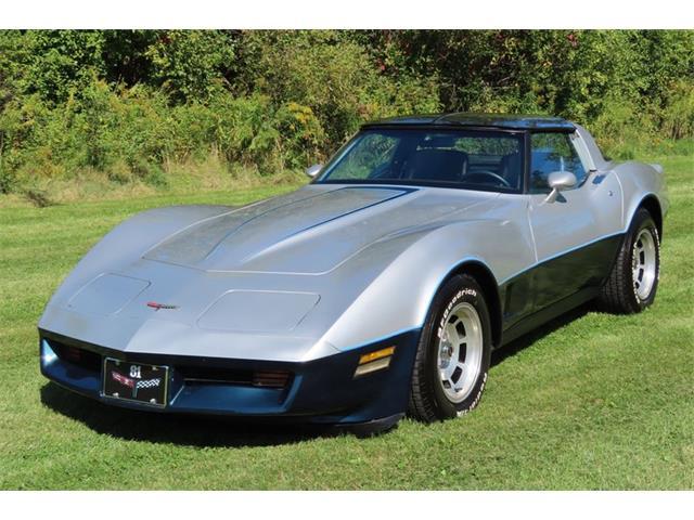 1981 Chevrolet Corvette (CC-1529883) for sale in Punta Gorda, Florida