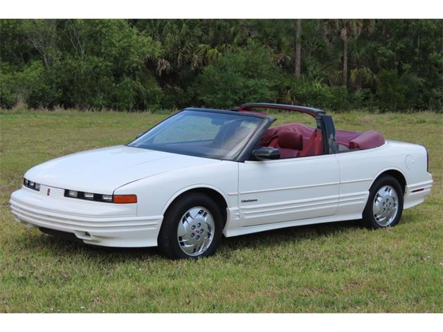 1992 Oldsmobile Cutlass (CC-1529884) for sale in Punta Gorda, Florida