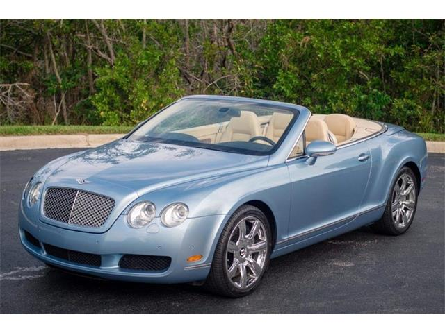 2007 Bentley Continental (CC-1529885) for sale in Punta Gorda, Florida