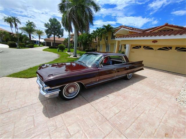 1962 Cadillac Fleetwood (CC-1529886) for sale in Punta Gorda, Florida