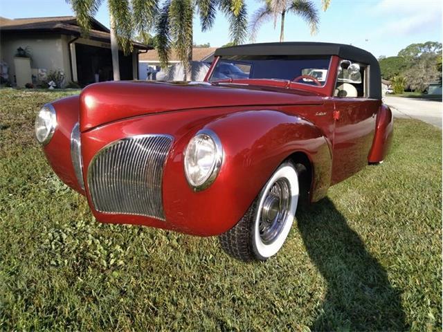 1941 Lincoln Continental (CC-1529887) for sale in Punta Gorda, Florida