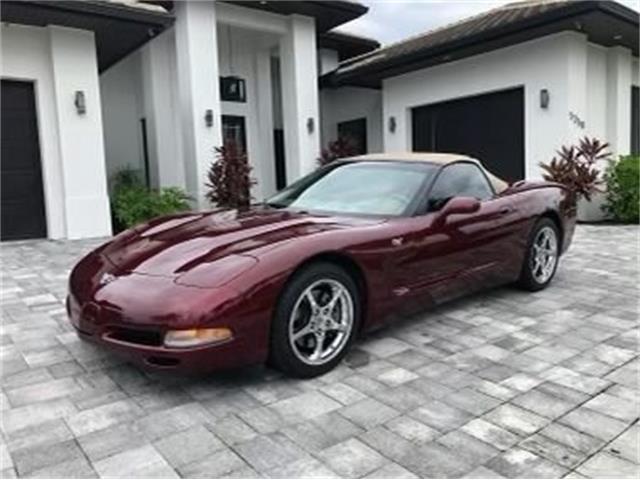 2003 Chevrolet Corvette (CC-1529895) for sale in Punta Gorda, Florida