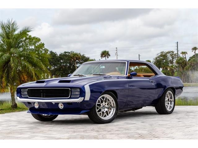 1969 Chevrolet Camaro (CC-1529901) for sale in Punta Gorda, Florida