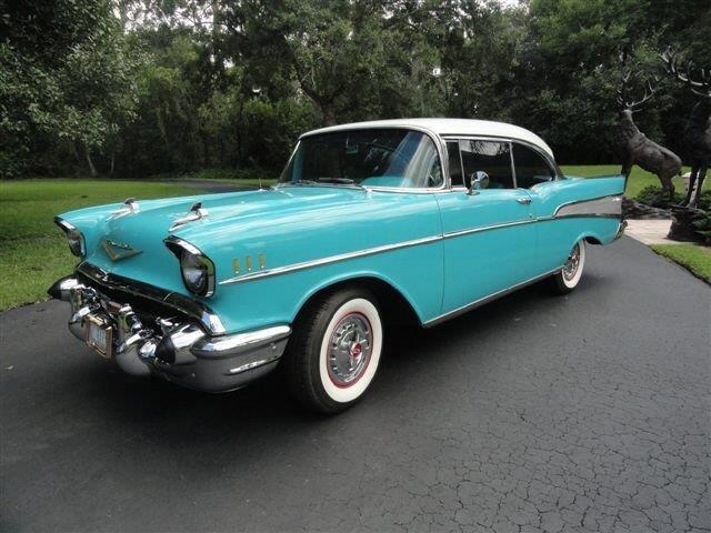 1957 Chevrolet Bel Air (CC-1529904) for sale in Punta Gorda, Florida