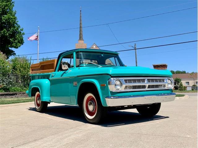 1970 Dodge D100 (CC-1529910) for sale in Punta Gorda, Florida