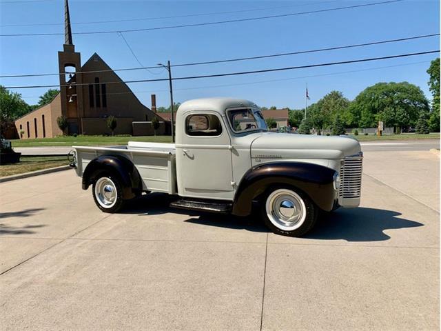 1947 International KB1 (CC-1529911) for sale in Punta Gorda, Florida