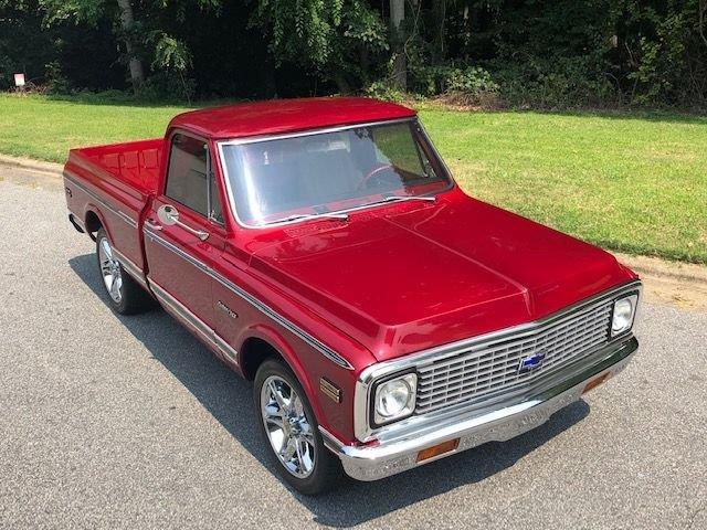 1972 Chevrolet C10 (CC-1529919) for sale in Punta Gorda, Florida