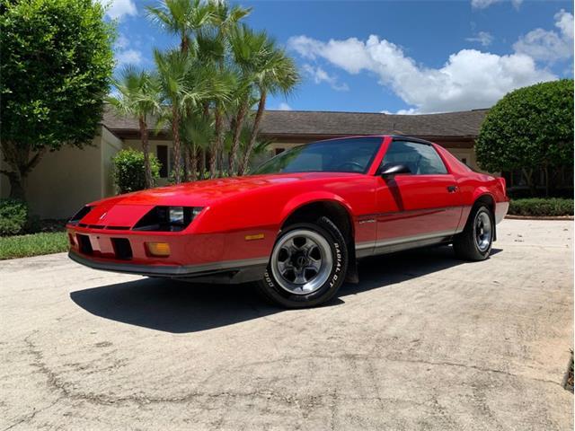 1986 Chevrolet Camaro (CC-1529925) for sale in Punta Gorda, Florida
