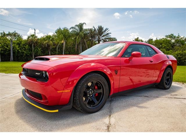 2018 Dodge Challenger (CC-1529926) for sale in Punta Gorda, Florida