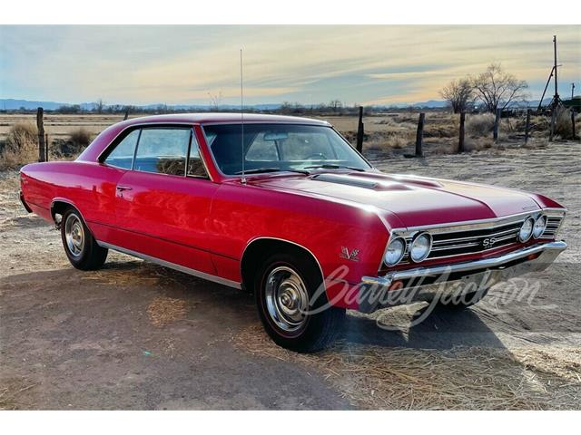 1967 Chevrolet Chevelle SS (CC-1520998) for sale in Houston, Texas