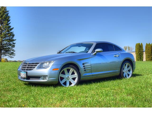2006 Chrysler Crossfire (CC-1531002) for sale in Watertown, Minnesota