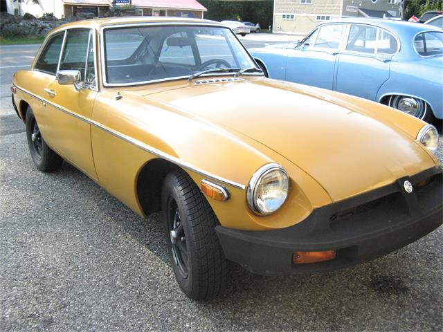 1974 MG MGB GT (CC-1531012) for sale in Rye, New Hampshire