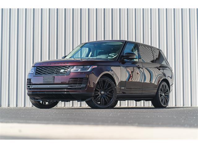 2019 Land Rover Range Rover (CC-1531013) for sale in Monterey, California