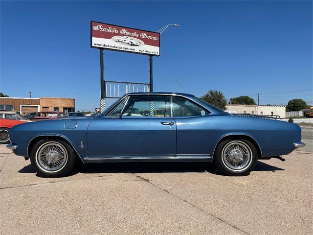 1965 Chevrolet Corvair Monza (CC-1531016) for sale in Hastings, Nebraska