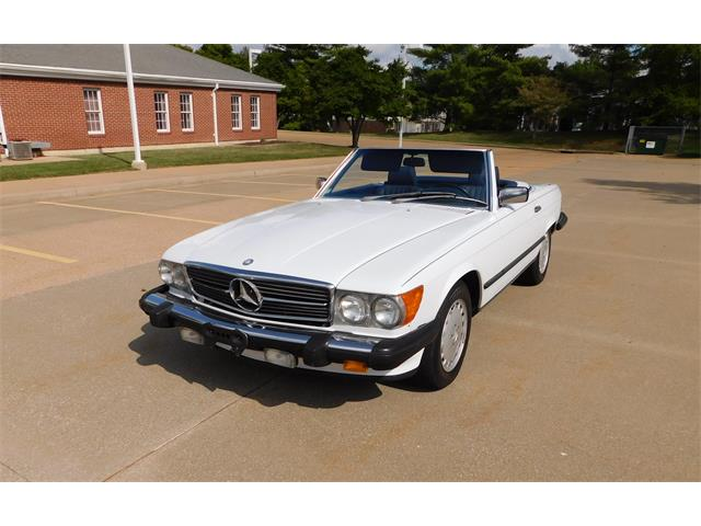 1988 Mercedes-Benz 560SL (CC-1531021) for sale in Fenton, Missouri