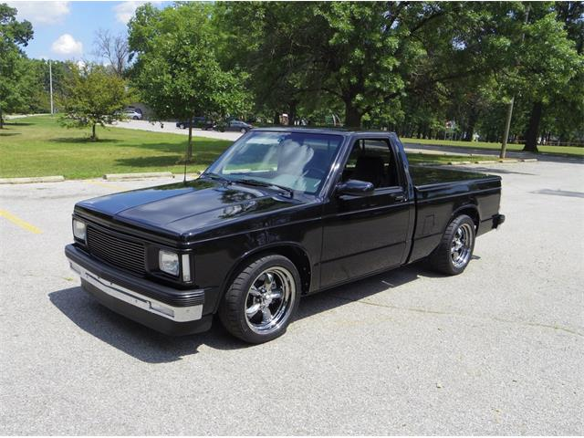 1993 Chevrolet S10 (CC-1531028) for sale in FORT WAYNE, Indiana