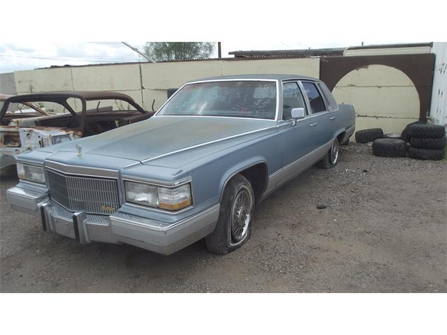 1990 Cadillac Brougham (CC-1531035) for sale in Phoenix, Arizona