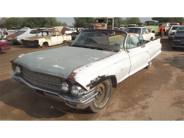 1962 Cadillac Series 62 (CC-1531037) for sale in Phoenix, Arizona