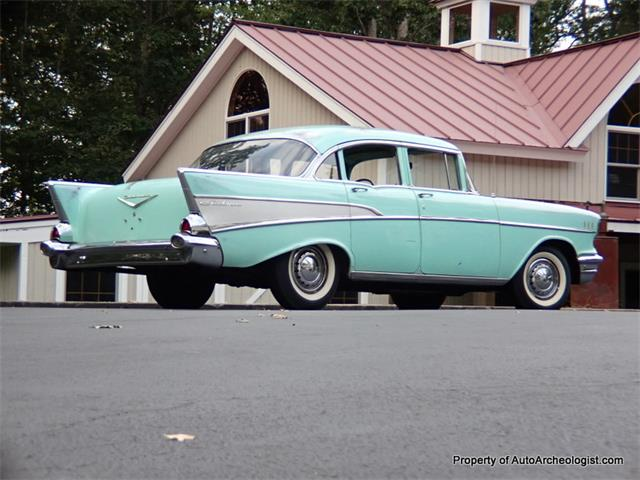 1957 Chevrolet Bel Air (CC-1531038) for sale in Deep River, Connecticut