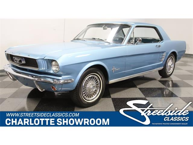 1966 Ford Mustang (CC-1531060) for sale in Concord, North Carolina