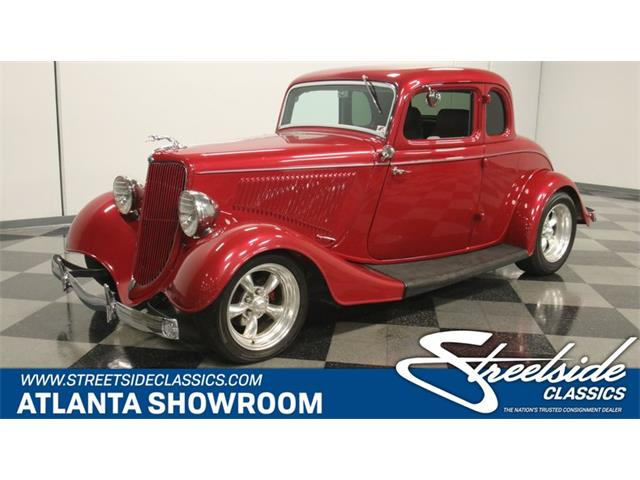 1934 Ford 5-Window Coupe (CC-1531064) for sale in Lithia Springs, Georgia