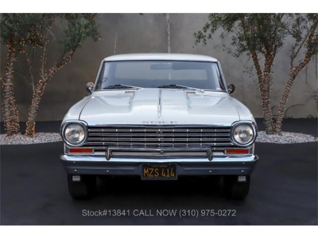1963 Chevrolet Nova SS (CC-1531075) for sale in Beverly Hills, California
