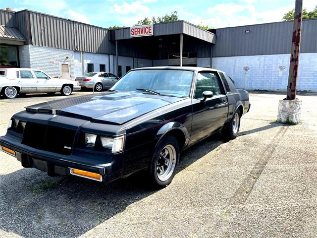 1987 Buick Regal (CC-1531086) for sale in Stratford, New Jersey