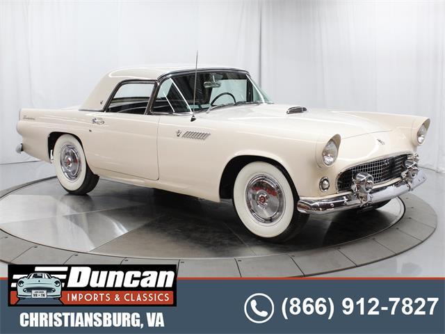 1955 Ford Thunderbird (CC-1531093) for sale in Christiansburg, Virginia
