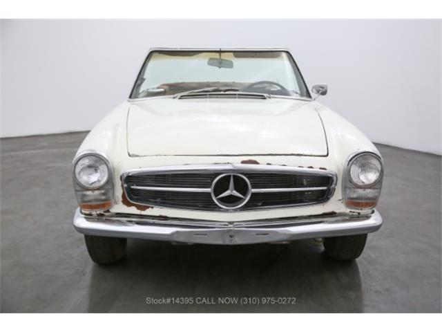 1967 Mercedes-Benz 250SL (CC-1531096) for sale in Beverly Hills, California