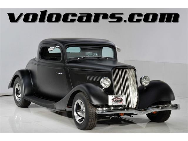 1934 Ford 3-Window Coupe (CC-1531098) for sale in Volo, Illinois