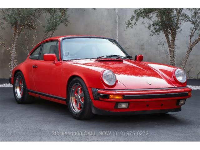 1985 Porsche Carrera (CC-1531099) for sale in Beverly Hills, California