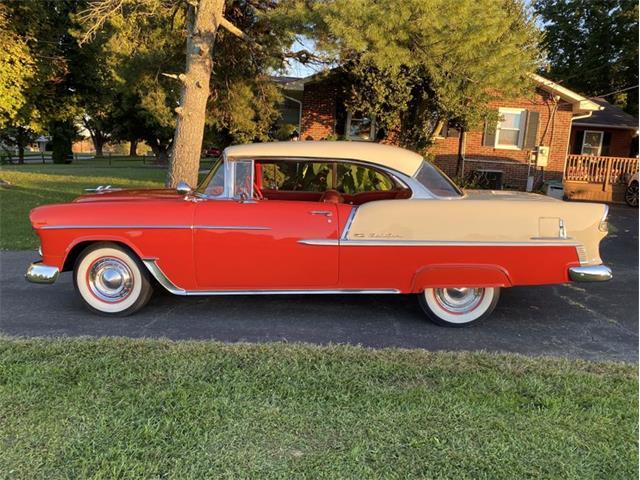 1955 Chevrolet Bel Air (CC-1530110) for sale in Greensboro, North Carolina